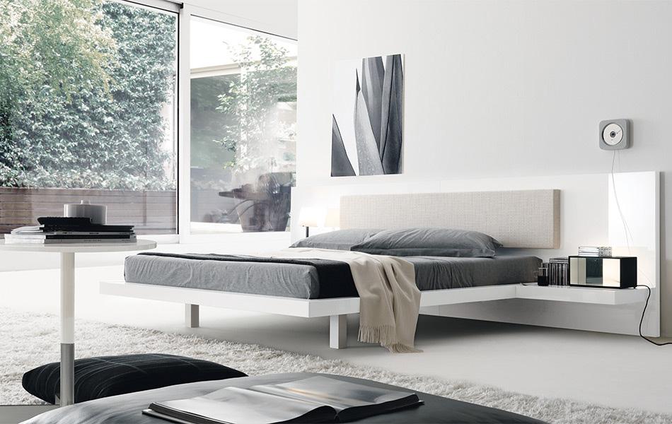 Ala bed beds fanuli furniture - Testiera letto moderna ...