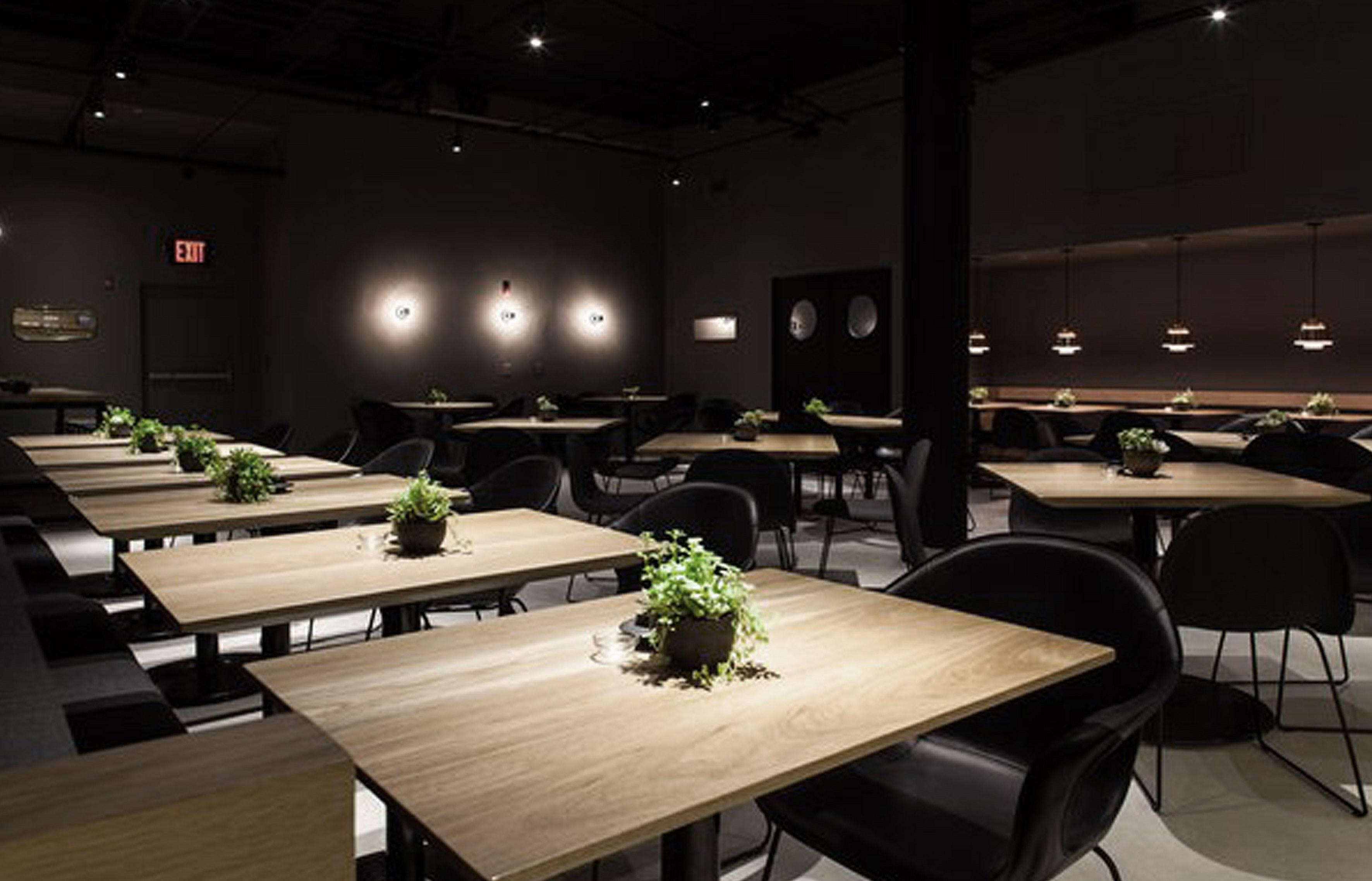 Cosme Restaurant New York Fanuli Furniture