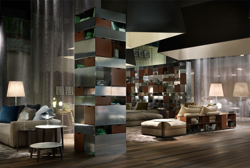 Infinity Bookcase Bookcases Fanuli Furniture