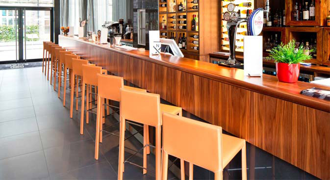 Scotland edinburgh enzo bar fanuli furniture