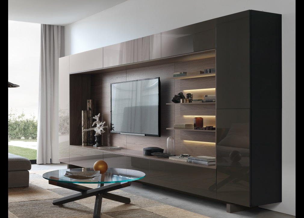 Open 13 wall unit - Fanuli Furniture