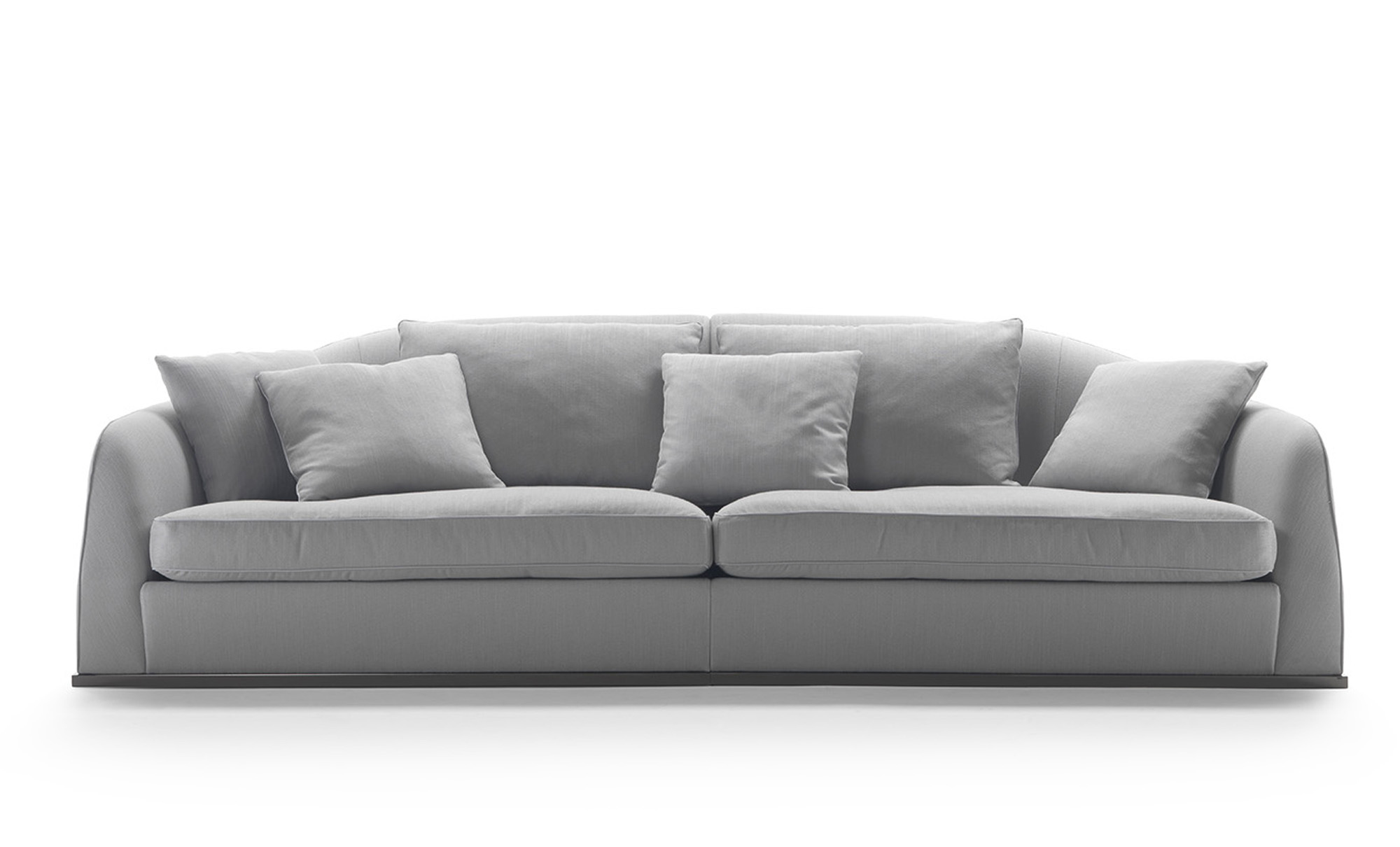 Alfred sofa fanuli furniture for Fabric couches for sale