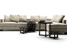 Lightpiece modular sofa