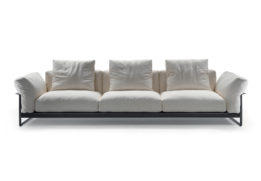Zeno Light sofa