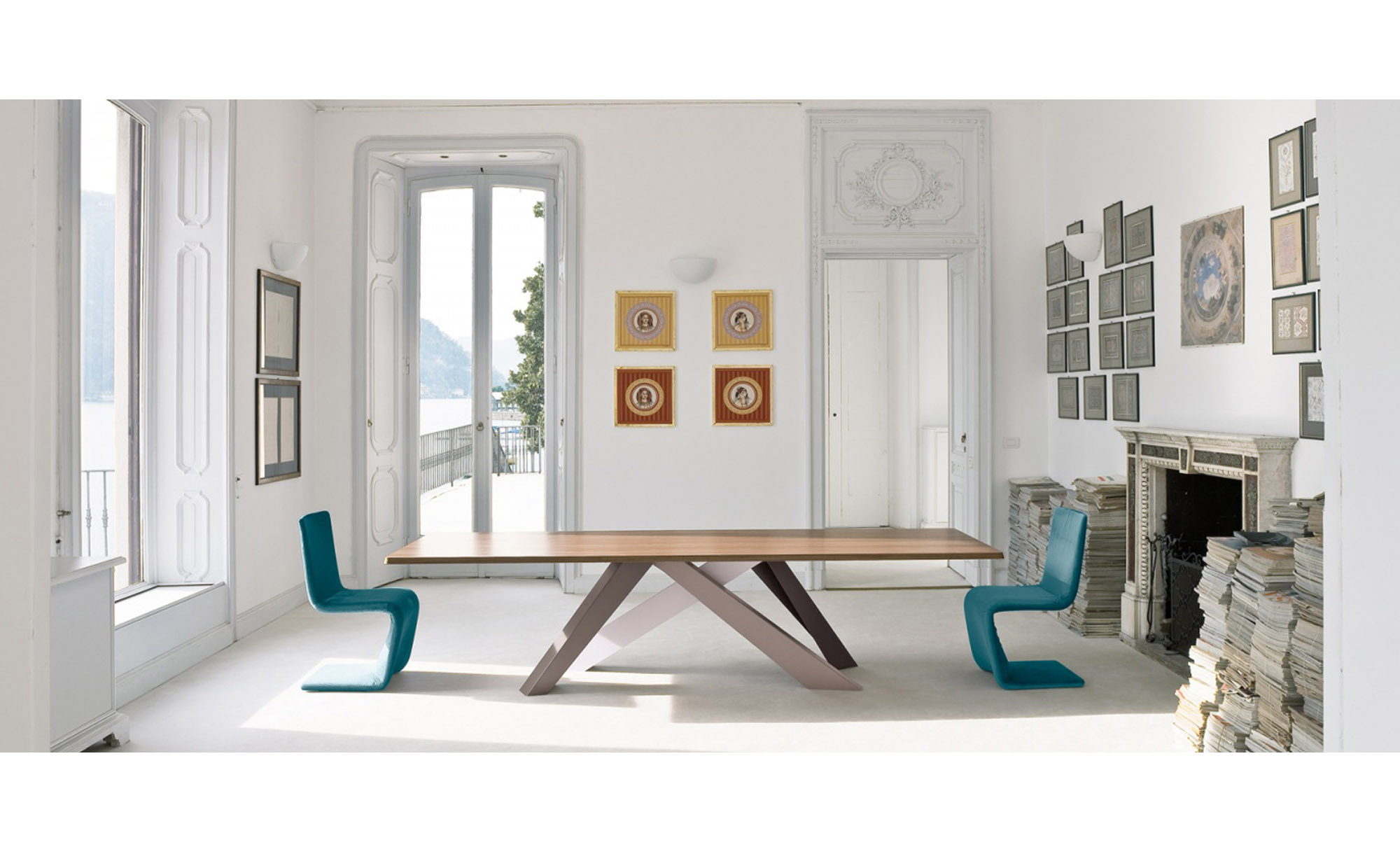 Big Table - Dining Tables - Fanuli Furniture