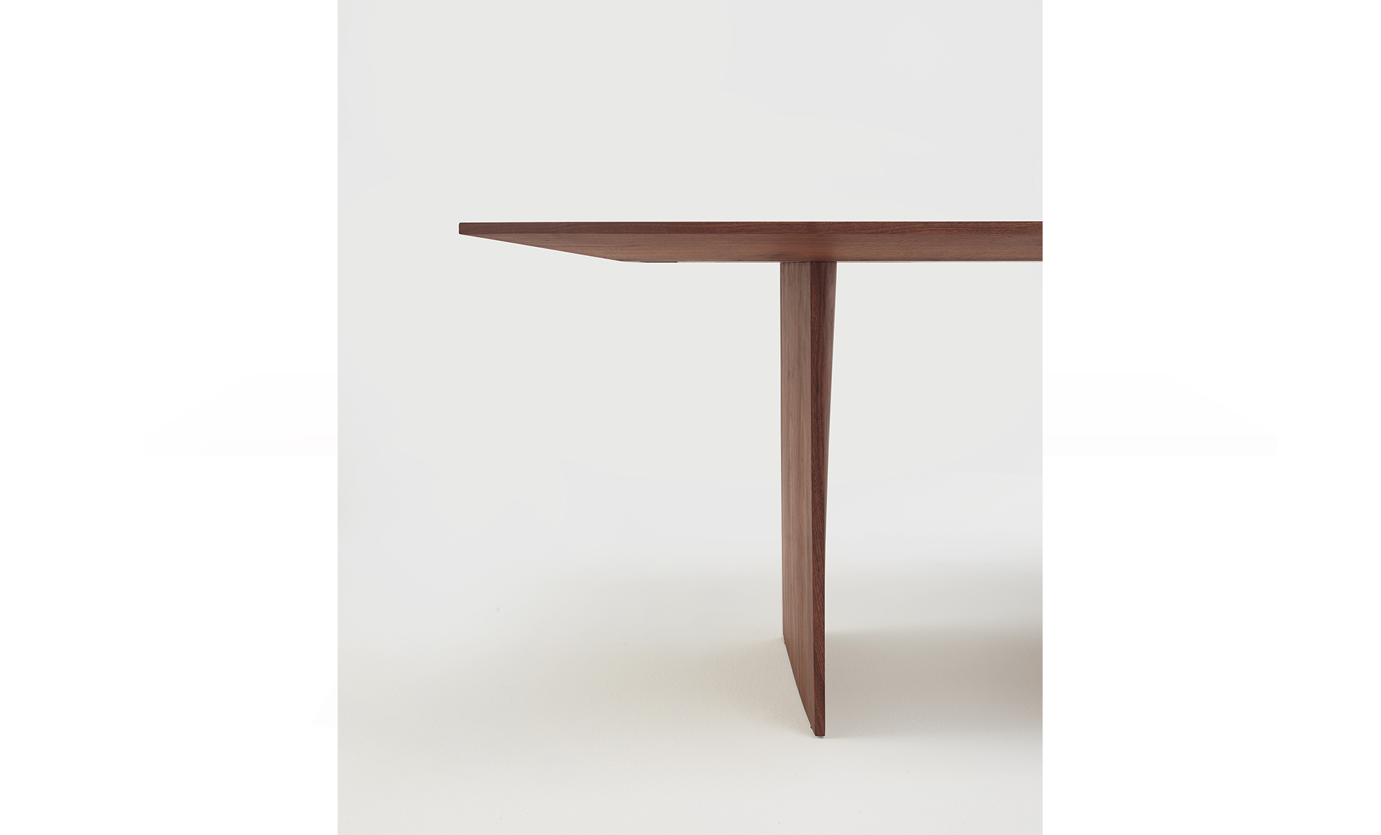 Counter height dining table with cherry wood base for Light wood dining table