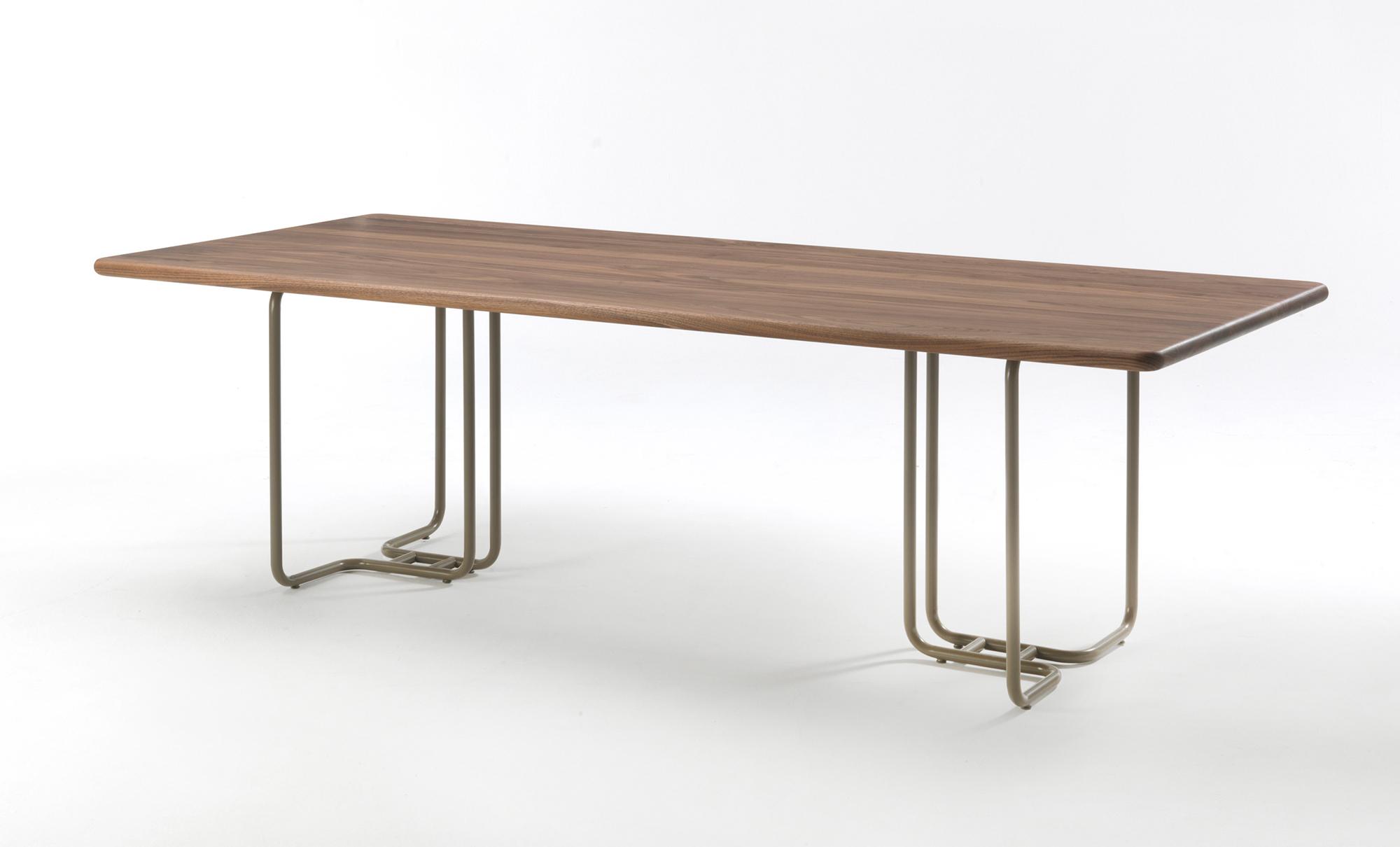 Tubular Dining Tables Fanuli Furniture
