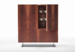 Piuma tall cabinet