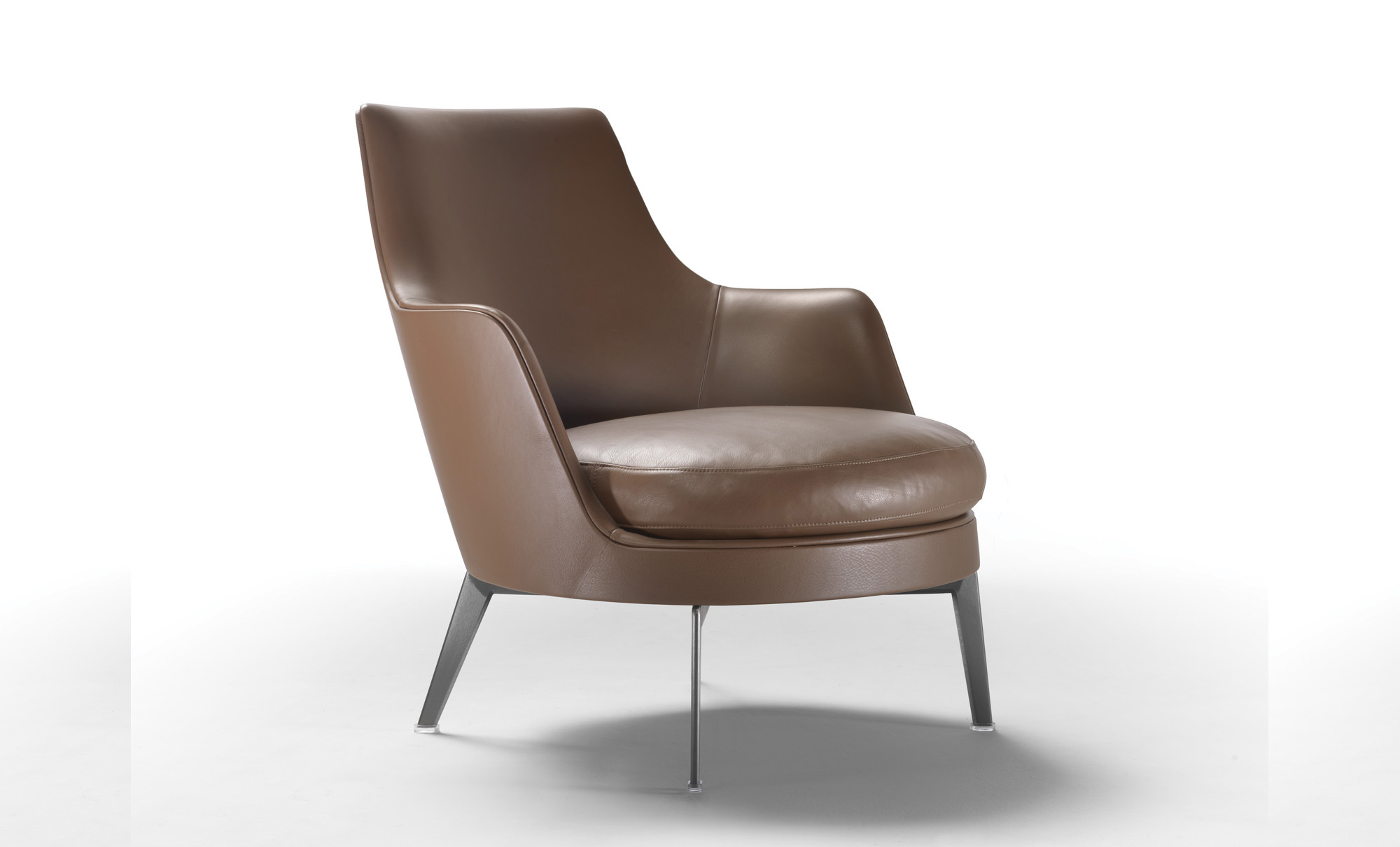 Guscio Soft Lounge Chairs Fanuli Furniture