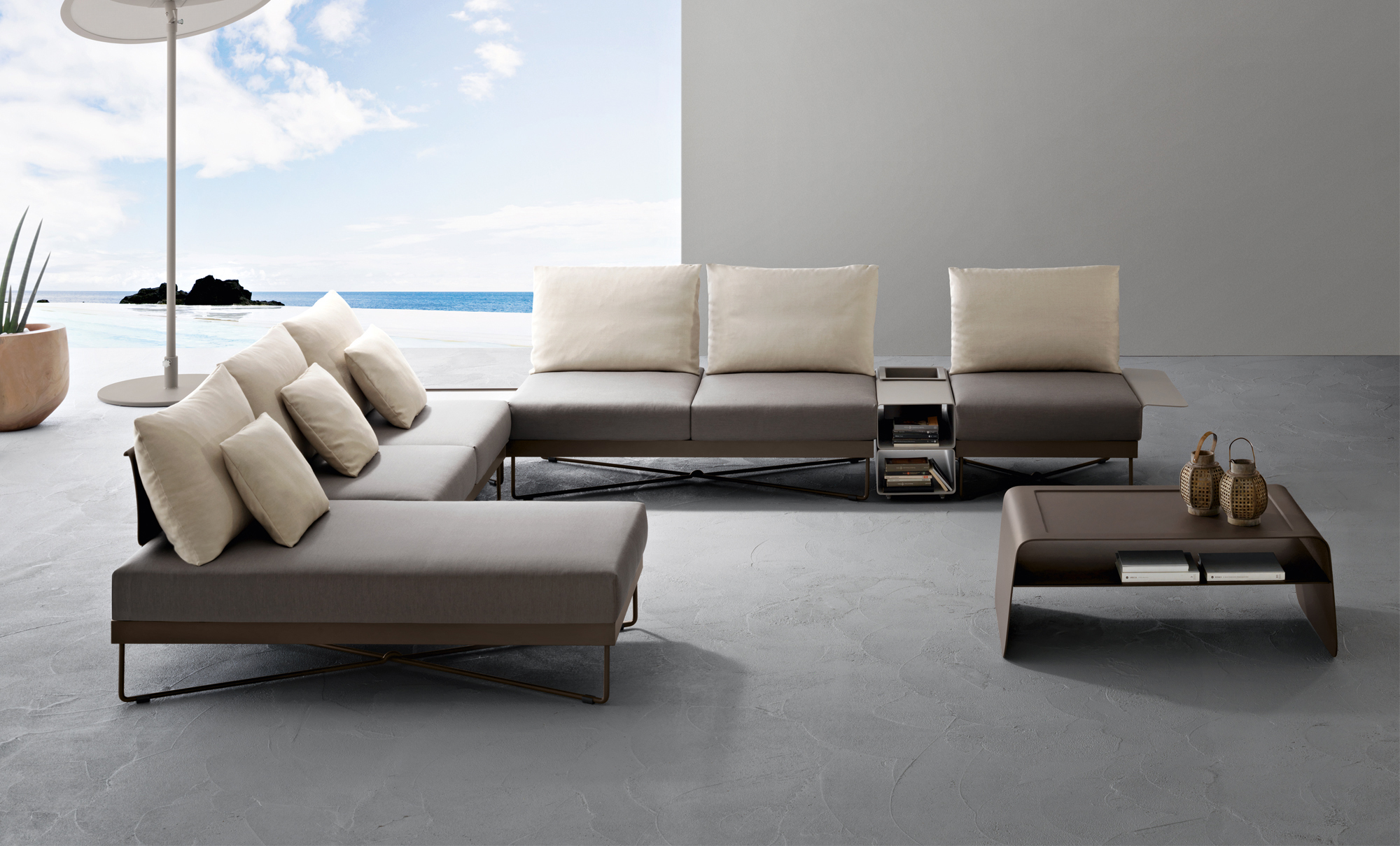 Designer Outdoor Sofas Sydney & Melbourne Fanuli Rurniture
