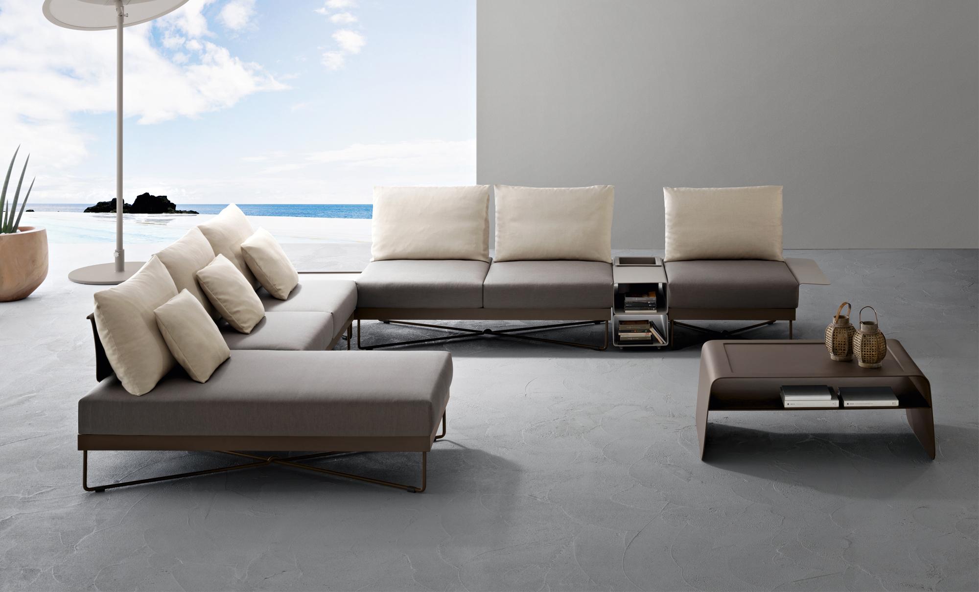 Coral Reef outdoor sofa Fanuli Furniture
