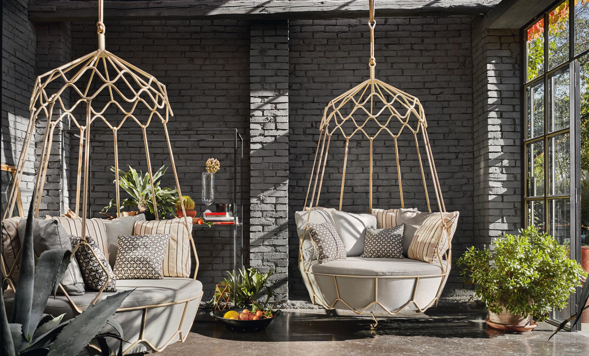 Gravity Swing Sofa Fanuli Furniture