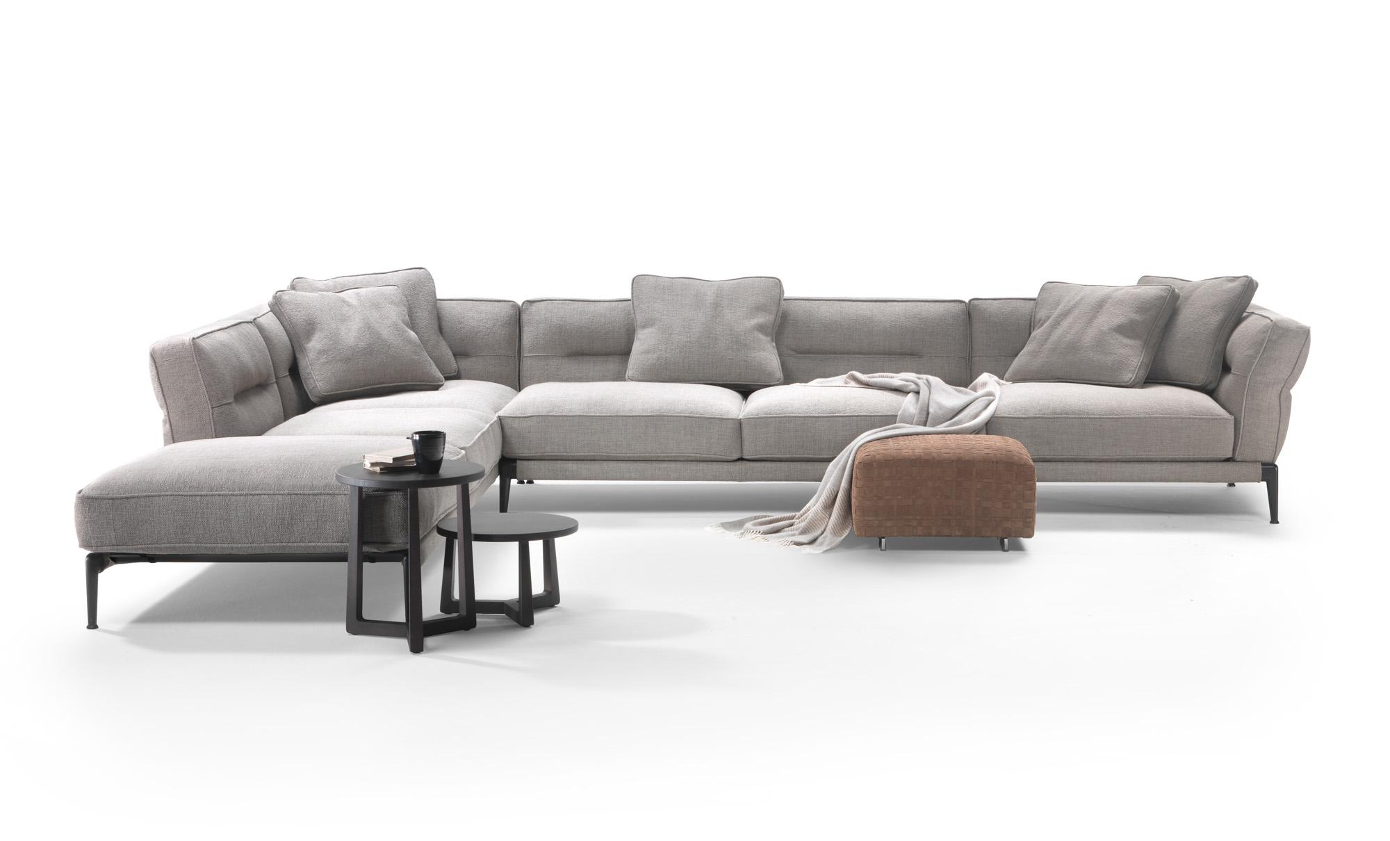 Modular Furniture Sofa: Adda Modular Sofa By Flexform