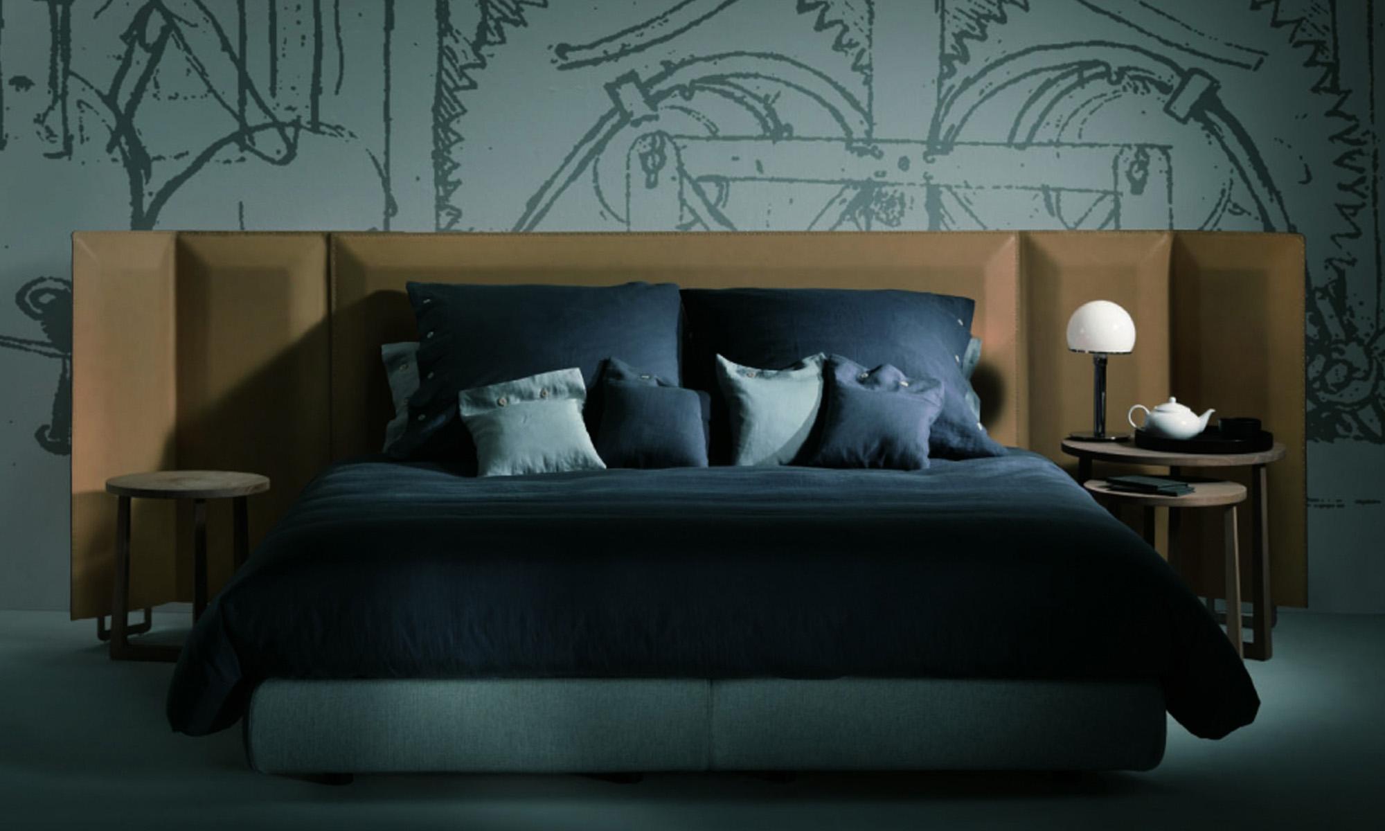 Eden Plus Bed By Flexform Fanuli Furniture